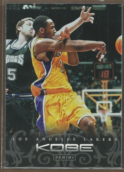 2012-13 Panini Kobe Anthology #60 Kobe Bryant
