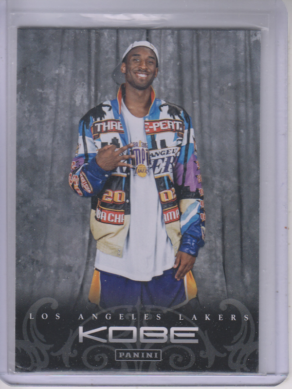 2012-13 Panini Kobe Anthology #61 Kobe Bryant