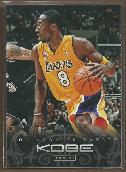 2012-13 Panini Kobe Anthology #62 Kobe Bryant