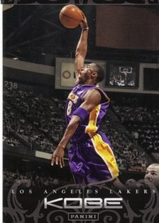 2012-13 Panini Kobe Anthology #63 Kobe Bryant