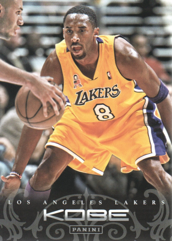 2012-13 Panini Kobe Anthology #65 Kobe Bryant