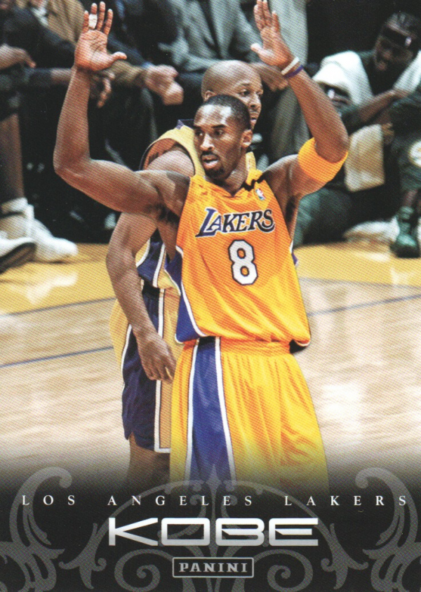 2012-13 Panini Kobe Anthology #67 Kobe Bryant