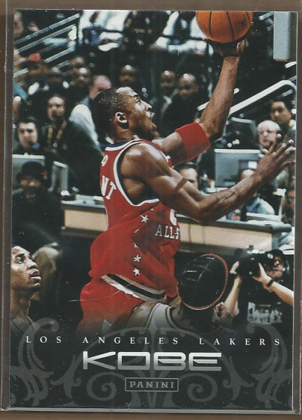 2012-13 Panini Kobe Anthology #69 Kobe Bryant