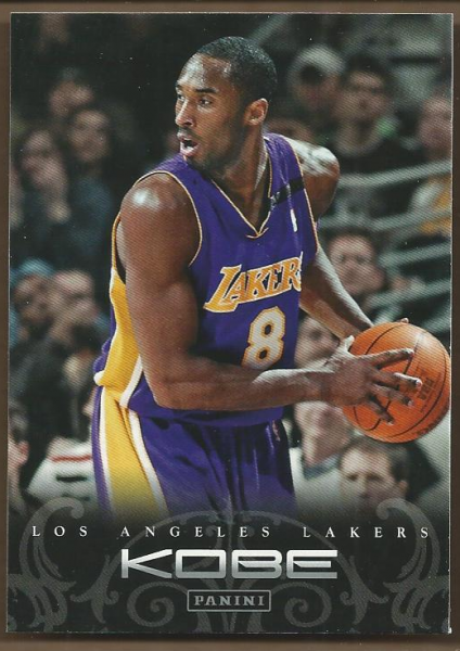 2012-13 Panini Kobe Anthology #71 Kobe Bryant
