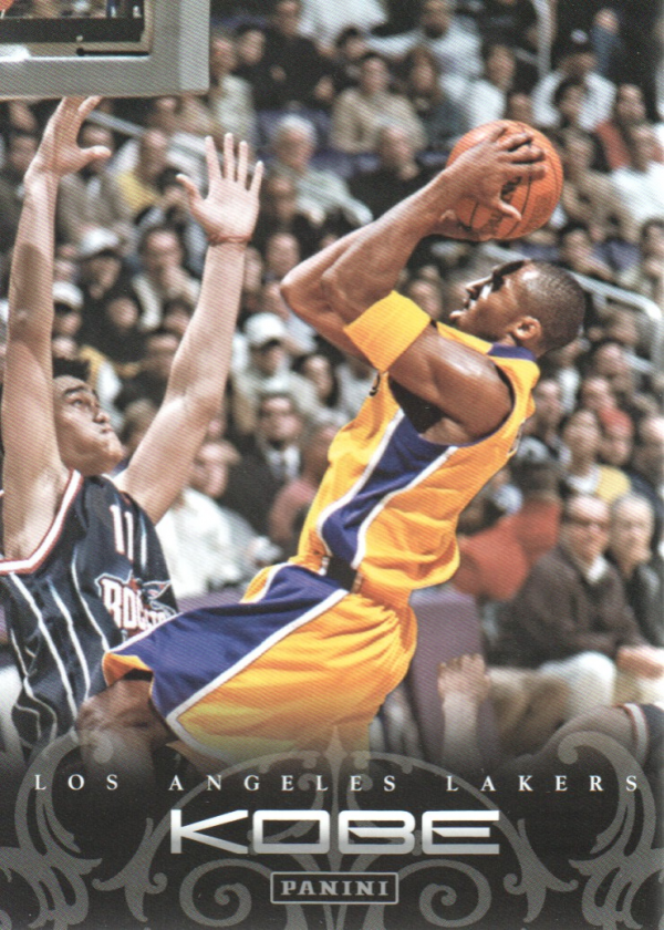 2012-13 Panini Kobe Anthology #72 Kobe Bryant