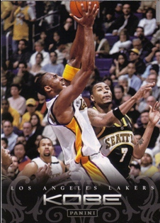 2012-13 Panini Kobe Anthology #73 Kobe Bryant