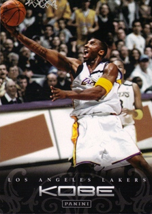 2012-13 Panini Kobe Anthology #74 Kobe Bryant