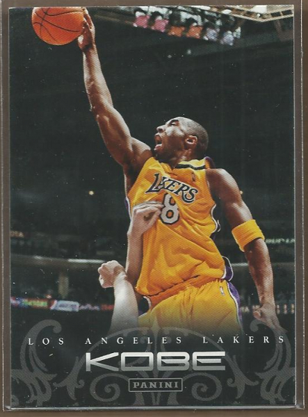 2012-13 Panini Kobe Anthology #75 Kobe Bryant