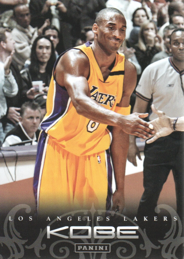 2012-13 Panini Kobe Anthology #76 Kobe Bryant