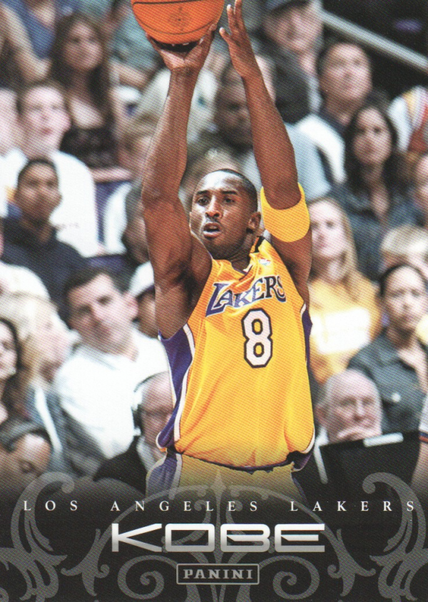 2012-13 Panini Kobe Anthology #77 Kobe Bryant
