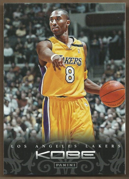 2012-13 Panini Kobe Anthology #79 Kobe Bryant