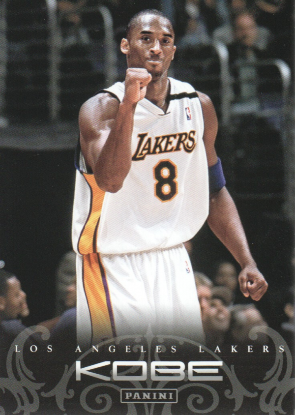 2012-13 Panini Kobe Anthology #80 Kobe Bryant