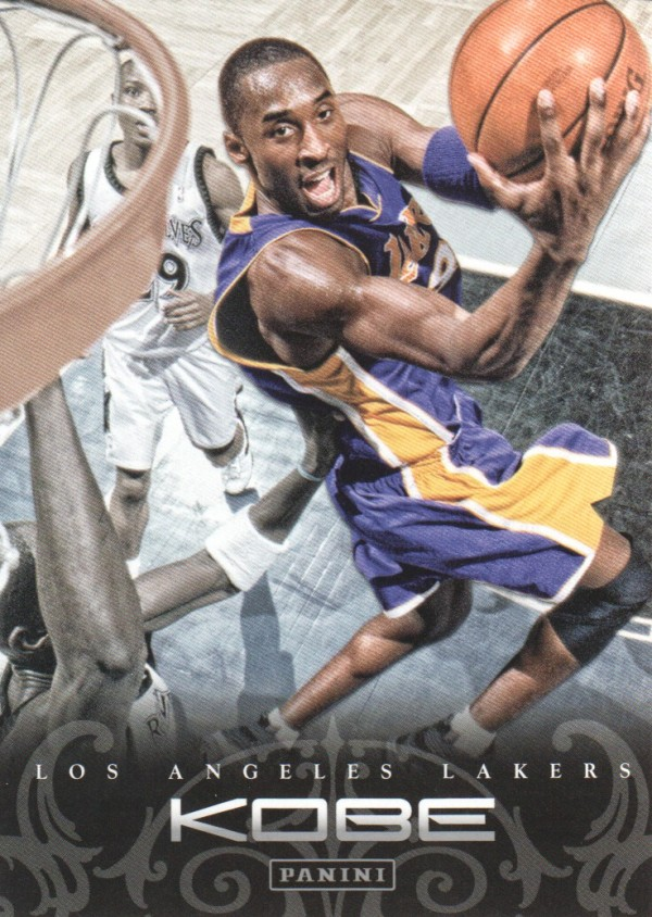 2012-13 Panini Kobe Anthology #82 Kobe Bryant