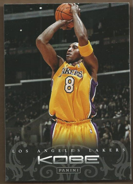 2012-13 Panini Kobe Anthology #83 Kobe Bryant