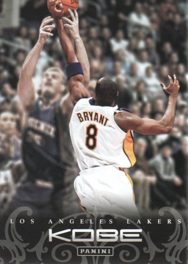 2012-13 Panini Kobe Anthology #85 Kobe Bryant
