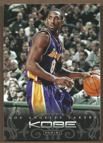 2012-13 Panini Kobe Anthology #86 Kobe Bryant