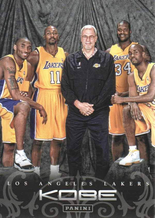 2012-13 Panini Kobe Anthology #87 Kobe Bryant