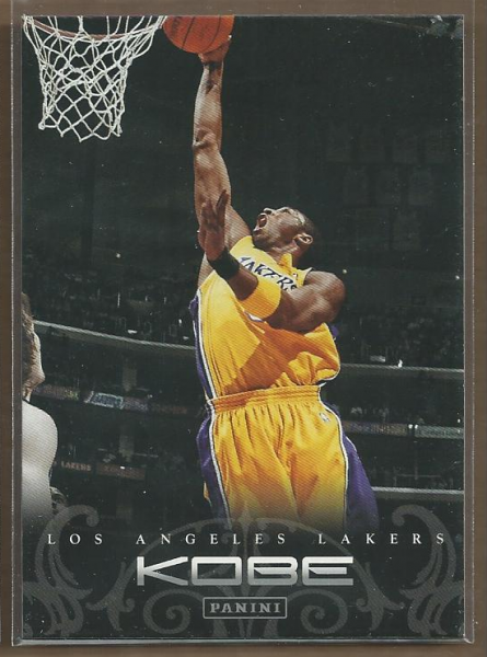 2012-13 Panini Kobe Anthology #89 Kobe Bryant