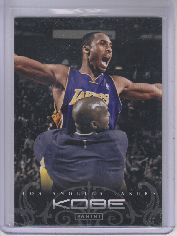 2012-13 Panini Kobe Anthology #90 Kobe Bryant