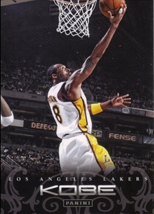 2012-13 Panini Kobe Anthology #91 Kobe Bryant