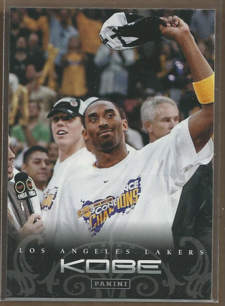 2012-13 Panini Kobe Anthology #92 Kobe Bryant