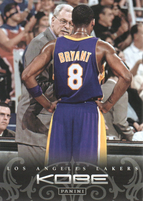 2012-13 Panini Kobe Anthology #94 Kobe Bryant