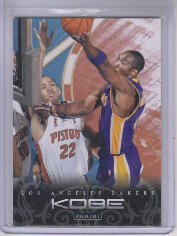 2012-13 Panini Kobe Anthology #95 Kobe Bryant