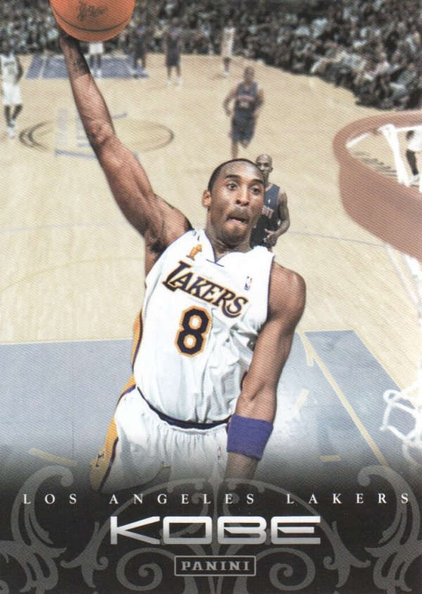 2012-13 Panini Kobe Anthology #96 Kobe Bryant
