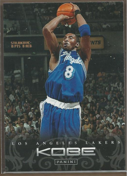 2012-13 Panini Kobe Anthology #97 Kobe Bryant