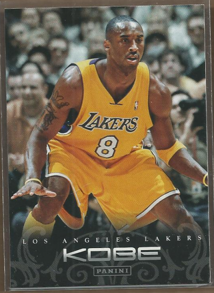 2012-13 Panini Kobe Anthology #98 Kobe Bryant