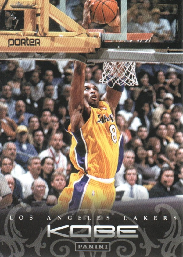 2012-13 Panini Kobe Anthology #99 Kobe Bryant