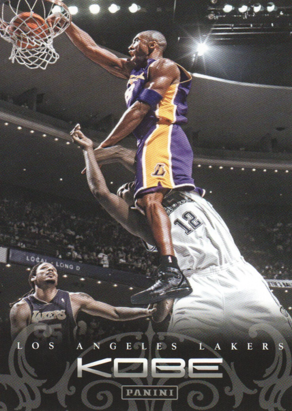 2012-13 Panini Kobe Anthology #100 Kobe Bryant