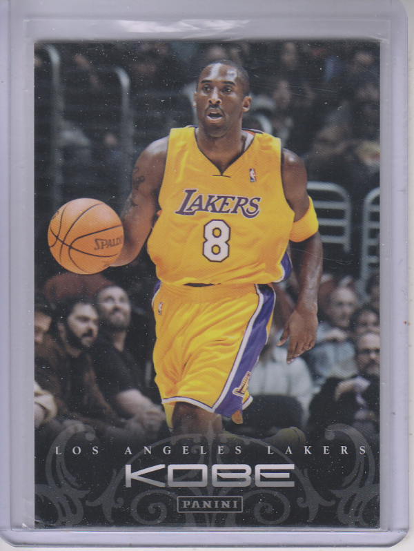 2012-13 Panini Kobe Anthology #101 Kobe Bryant