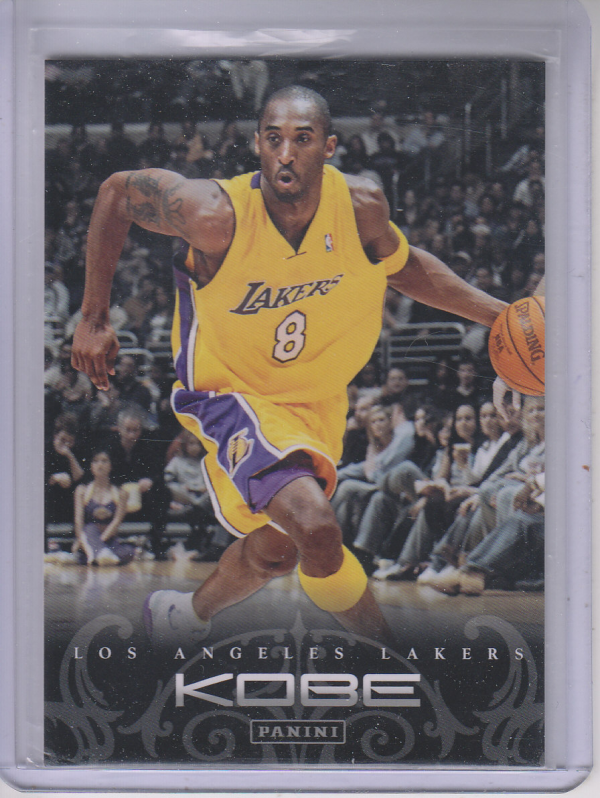 2012-13 Panini Kobe Anthology #102 Kobe Bryant