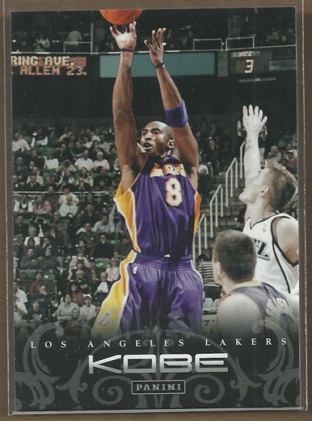 2012-13 Panini Kobe Anthology #104 Kobe Bryant
