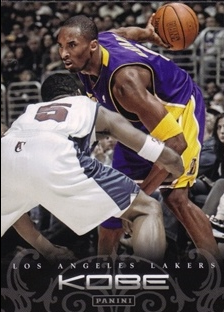 2012-13 Panini Kobe Anthology #111 Kobe Bryant