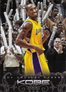 2012-13 Panini Kobe Anthology #123 Kobe Bryant