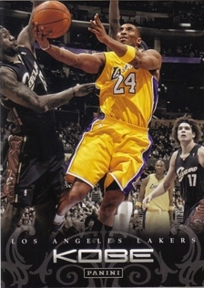 2012-13 Panini Kobe Anthology #148 Kobe Bryant