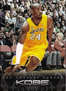 2012-13 Panini Kobe Anthology #153 Kobe Bryant