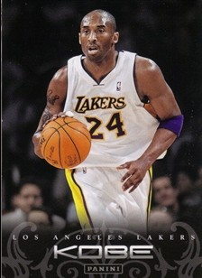 2012-13 Panini Kobe Anthology #180 Kobe Bryant