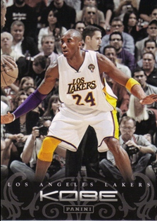 2012-13 Panini Kobe Anthology #188 Kobe Bryant