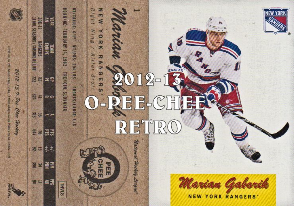 2012-13 O-Pee-Chee Retro #71 P.K. Subban