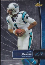 2012 Finest #10 Cam Newton