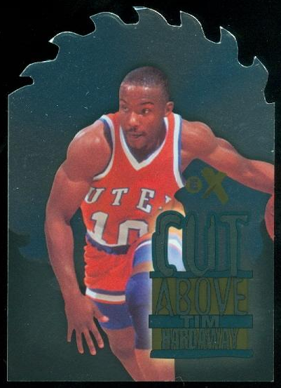 2011-12 Fleer Retro A Cut Above #14 Tim Hardaway