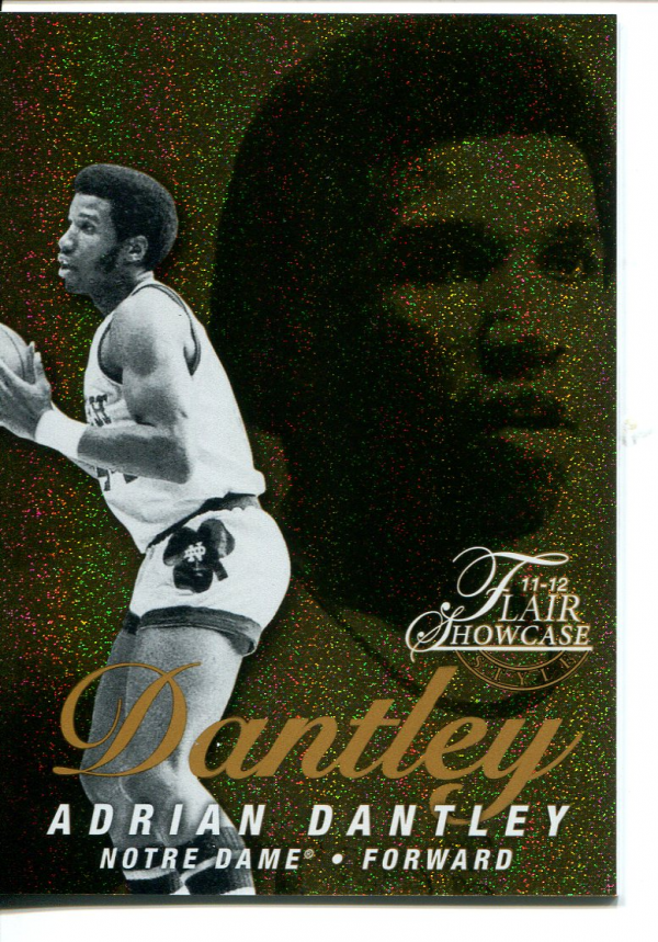 2011-12 Fleer Retro Flair Showcase #20 Adrian Dantley