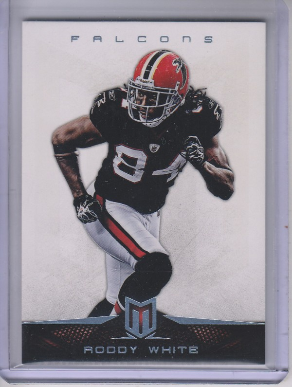 2012 Momentum Platinum #27 Roddy White