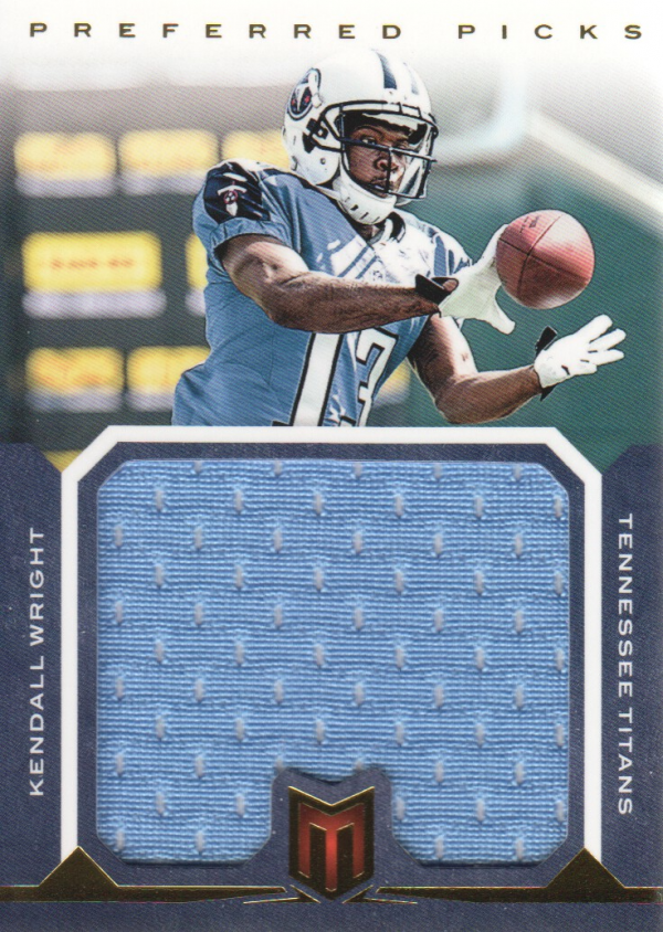 2012 Momentum Preferred Picks Jumbo #24 Kendall Wright