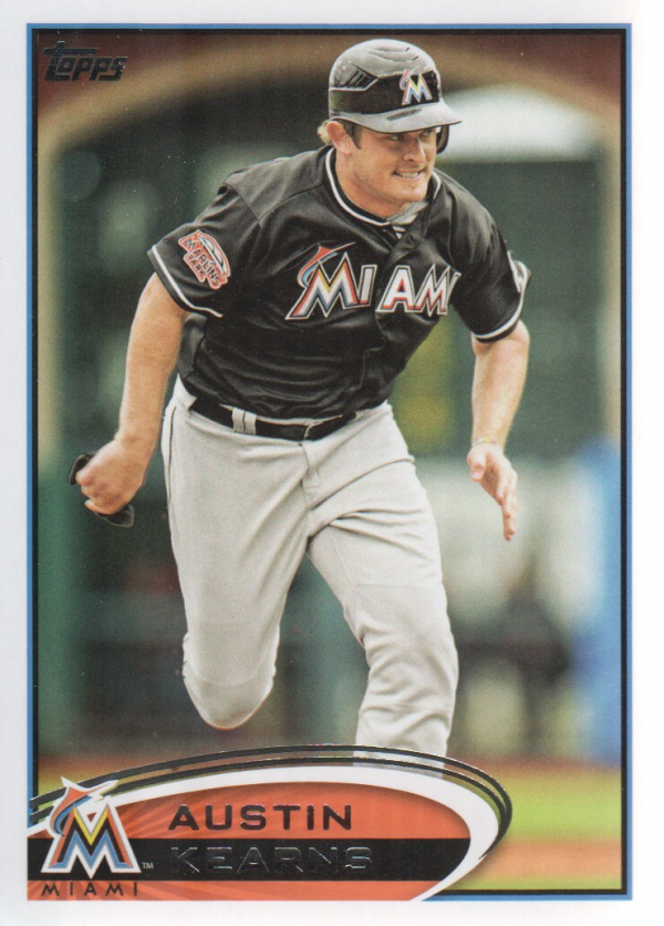 2012 Topps Update #US55 Austin Kearns
