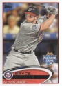 2012 Topps Update #US299A Bryce Harper RC