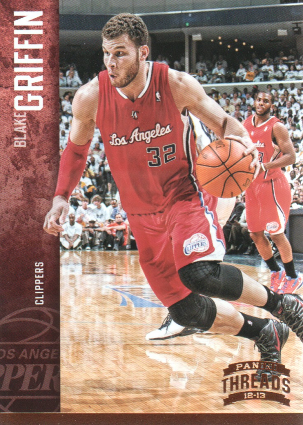 2012-13 Panini Threads #59 Blake Griffin